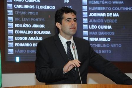 Adriano Sarney disse que a Assembleia Legislativa intercederá em favor dos empregados da Alumar