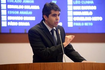 Adriano Sarney apresentou requerimento à Secretaria de Estado de Transparência solicitando a lista de todos os membros do Conselhão