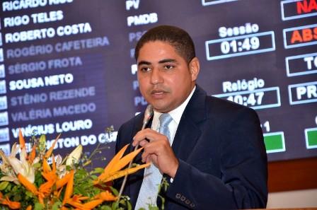 José Inácio classificou pichação na sede do PT como atentado contra a democracia e contra o estado democrático de direito