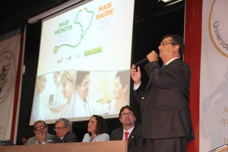 Governador Flávio Dino anunciou prioridades da sua gestão na área de saúde