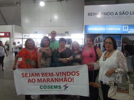 Supervisores cubanos visitarão 10 cidades maranhenses até o dia 6