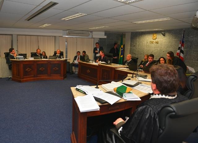 Pleno do TRE decidiu pedir à PF que investigue acusações do deputado Hildo Rocha contra a Corte