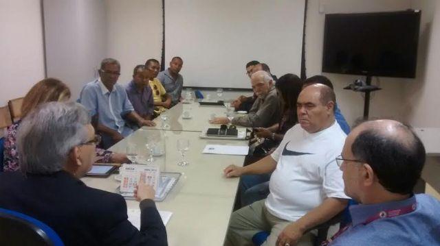 Presdidente da Câmara, Astro de Ogum, discutiu com a UFMA regularização fundiária  do Sá Viana, Vila Embratel, Jambeiro e adjacências