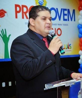 Geraldo Castro Sobrinho destacou a importância da participação popular na elaboração do documento