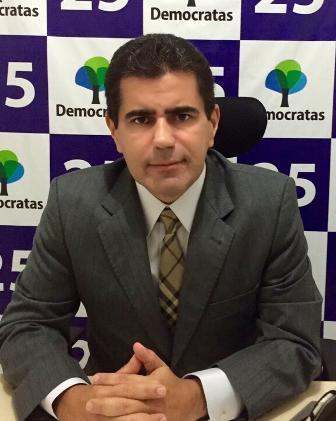 Guterres diz que o DEM atuará com isenção na eleição de 2016 e não descarta candidatura a prefeito de São Luís