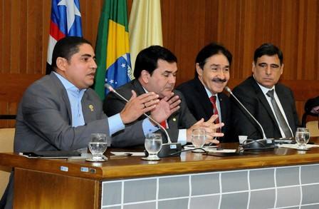 Zé Inácio conclamou todos os parlamentares a somar forças em prol da continuidade do Projeto da Refina Premium sem o viés da política partidária