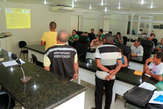 O curso faz parte da política de assistência técnica desenvolvida com os produtores de Paço do Lumiar