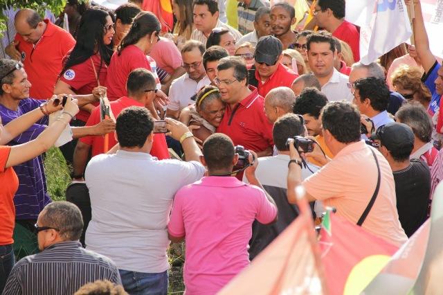 Flávio Dino: amor aos pobre só na campanha