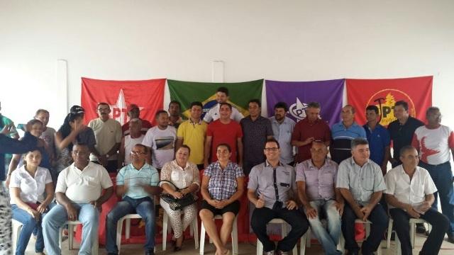 Zé Inácio destacou que a realização de encontros como esse fortalece o partido