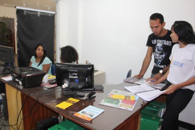 Estudantes de Turismo da UFMA têm contato com as práticas do mercado na Labotur