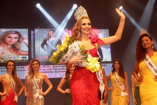 A arquiteta Isadora Amorim, de Imperatriz, representará o Maranhão no concurso Miss Brasil, em setembro