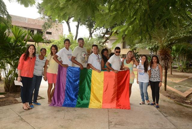 Membros do Mara X manifestaram apoio às candidaturas de Nair Portela a reitora e Fernando Carvalho a vice-reitor da UFMA