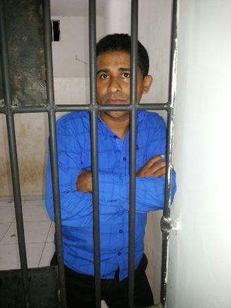 Prefeito de Bacuri, Richard Nixon Monteiro dos Santos, foi preso sob acusação de envolvimento com agiotagem