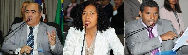 Mais atuantes da Câmarta de São Luís, vereadores Astro de Ogum, Rose Sales e Fábio Câmara serão homenageados pelo Instituto Tiradentes, de Minas Gerais