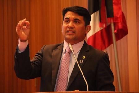 Wellington exigiu do governo Flávio Dino providências contra a escalada do crime