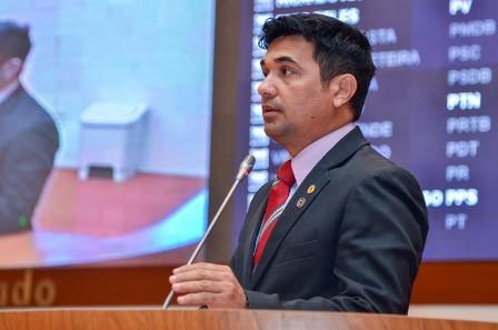 Wellington destacou importância do término das obras do Hospital Regional de Rosário