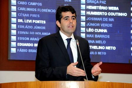 Adriano Sarney argumentou que tropas federais combateriam a crescente onda de insegurança no Maranhão