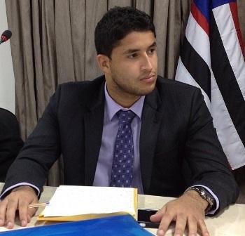 Roberto Rocha Jr. teve requerimento aprovado pela Câmara