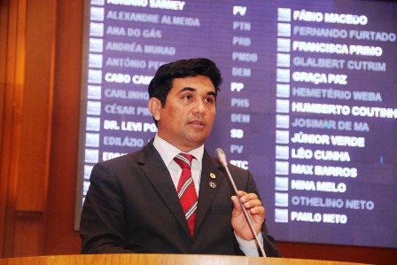 Wellington se diz preocupado em defender proposições em favor dos municípios maranhenses