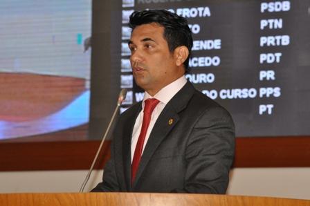 Indicação de Wellington foi acatada por Sarney Filho, que elaborou projeto de lei com base na sugestão