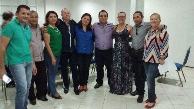 Nova diretoria do Conselho de Secretários Municipais de Saúde (Cosems/MA), eleita por aclamação