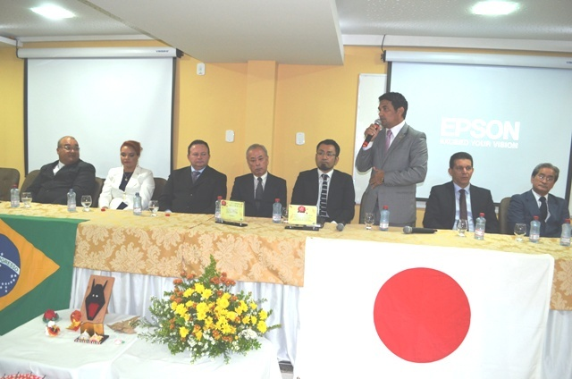 Deputado Wellington destacou reciprocidade, respeito e carinho entre os povos brasileiro e japonês