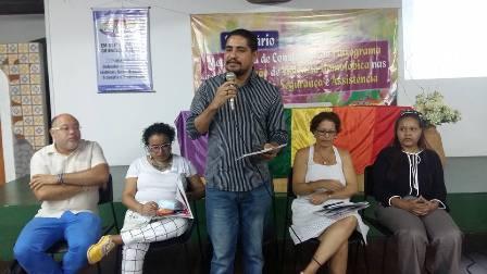 Deputado Zé Inácio defende direitos igualitários para LGBT
