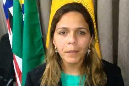 Luciana Mendes pede asfalto para duas ruas do Ipase de Baixo