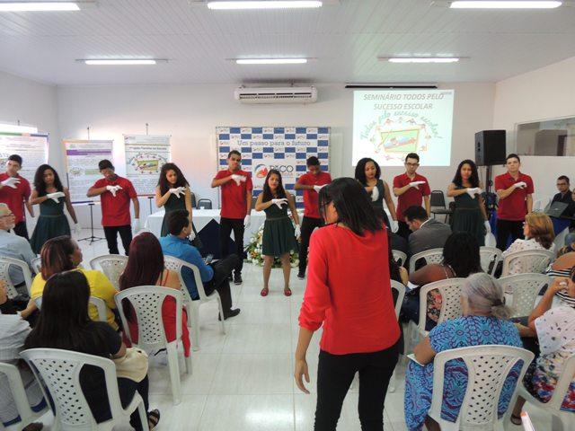 """Durante o evento, foi lançado o projeto """"Família na escola"""", que visa difundir valores humanitários de forma permanente e engajada"""