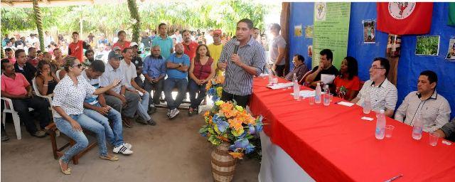 Zé Inácio ressaltou importância da parceria entre os governos federal, estaduais e municipais