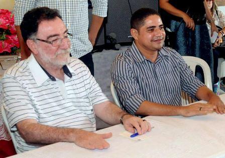 Zé Inácio e Patrus Ananias visitaram assentamento do MST e área quilombola em Itapecuru Mirim