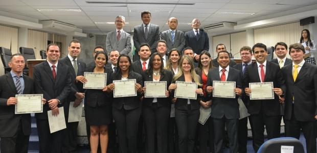 Segunda turma do curso de pós-graduação lato sensu em Direito Eleitoral teve 26 alunos de 53 aprovados para fazer a especialização