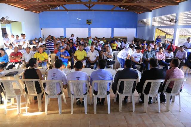 Audiência que tratou da municipalização do trânsito em Paço do Lumiar registro participação de mais de 100 pessoas