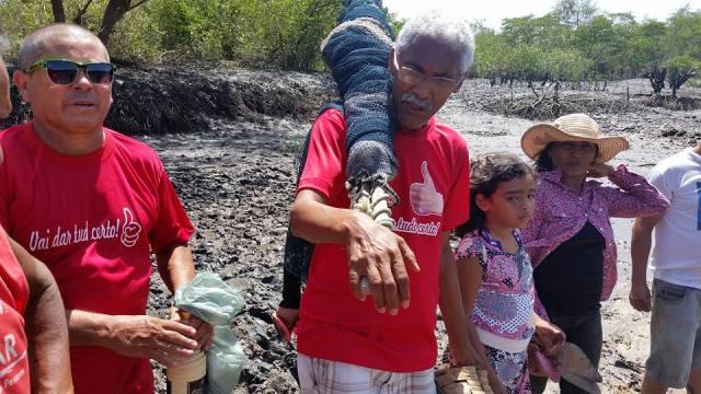 Mergulho na lama confirmou desespero de Dutra por uma nova chance na política