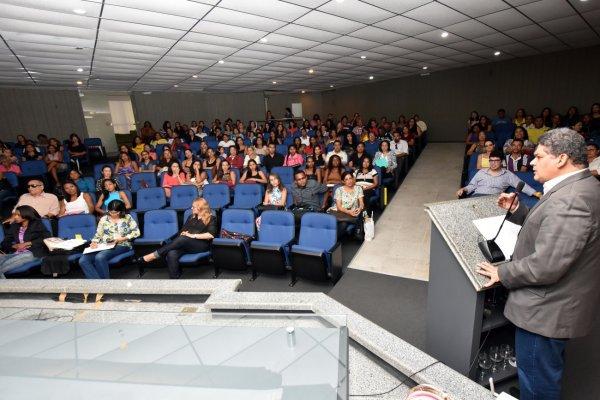 Secretário Geraldo Castro Sobrinho parabeniza professores certificados para atuar na Educação Especial