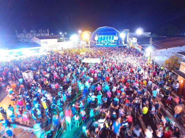 Carnaval deste ano foi o maior e melhor já realizado pela prefeitura em Anajatuba