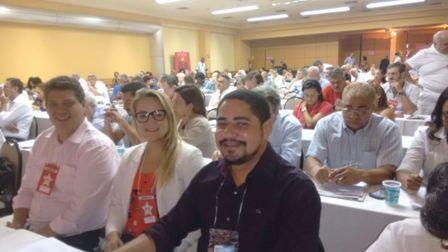 Zé Inácio deu sua contribuição aos debates do PT nacional