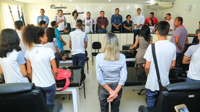 Fórum aconteceu na Câmara de Vereadores e reuniu representantes da administração municipal e do Governo do Estado