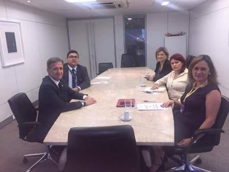 Aluísio Mendes obteve  garantia de que até o final de maio a agência do BB de Lago da Pedra será entregue à população