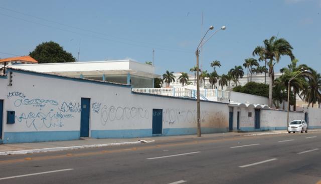Prédio onde funcionou o antigo Casino Maranhense abrigará atividades do Viva Cidadão a partir de 11 de maio