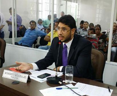 Roberto Júnior assumiu a presidência da Comissão Provisória do PSB em São Luís