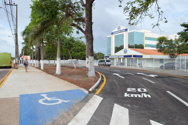 Inclusão da Universidade Ceuma no percurso da Tocha Olímpica em São Luís foi solicitada prefeitura