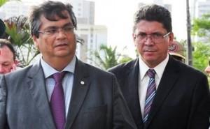 Flávio Dino determinou avaliação da produtividade da Polícia Civil, comandada pelo secretário de Segurança, Jefferson Portela