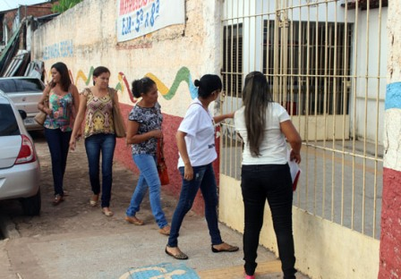 Professores vinham fazendo blitze em escolas para tentar aumentar adesão à greve