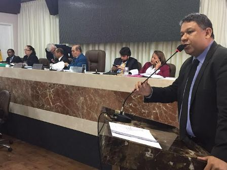 Honorato propôs criação de frente na Câmara Municipal para mediar negociação entre professores e prefeitura para pôr fim à greve