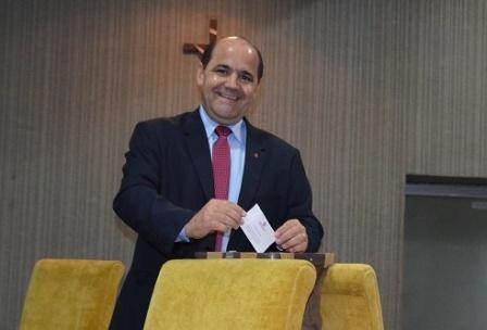 Luiz Gonzaga Coelho comandará o MPMA no biênio 2016-2018