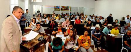 Vereador Honorato Fernandes comandou audiência pública que discutiu cultura popular
