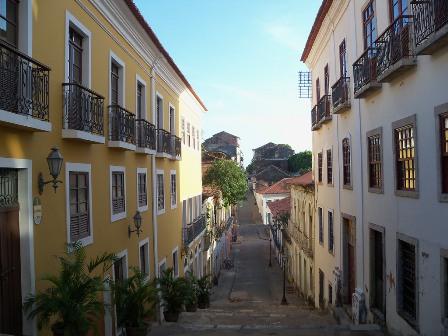 Josué Pinheiro pede preservação de escadaria do Centro Histórica