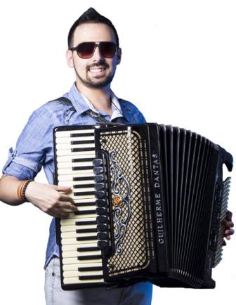 Guilherme Dantas é um dos fenômenos do xote estilizado