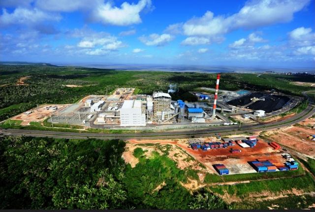 Usina Itaqui Geração de Energia S/S, que não conta mais com incentivo fiscal do Estado para produzir